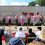 Jugendtanzgruppe des Theaterpädagogischen Zentrums (TPZ) Lingen