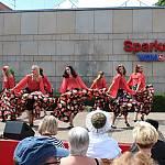 Tanzgruppe des TPZ Lingen
