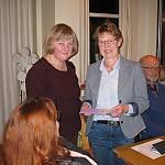 Verabschiedung von Maria Schade aus dem Vorstand
