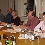 Vorstand des Vereins für Volkstanz-und Folklore Emsland/Grafschaft Bentheim